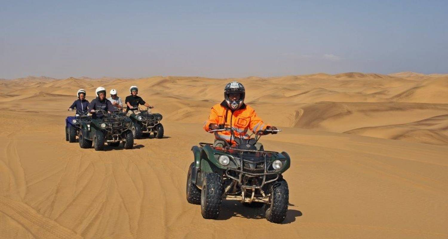 Namibia Extreme Sports Package  (Accommodation/Transport & Activities Included) - Junita's Extreme Adventures Namibia cc