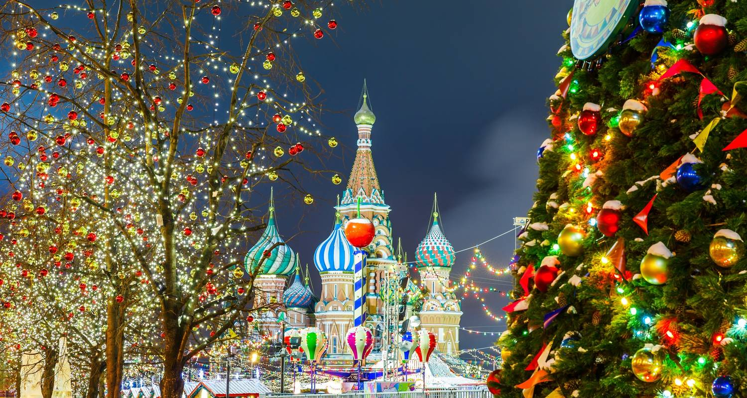 The Magic of Christmas in Russia - Strelka Travel
