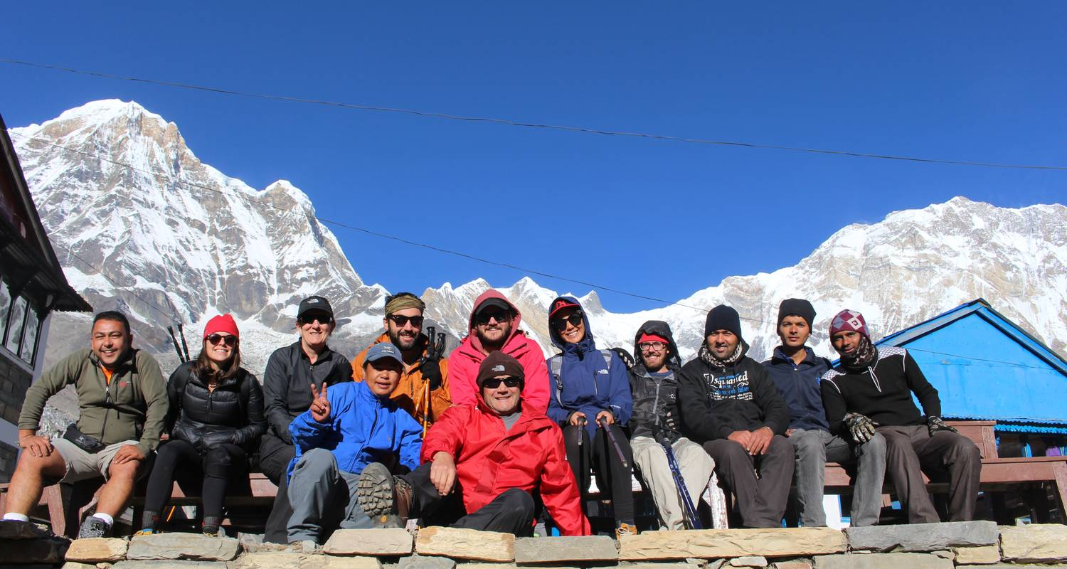 Annapurna Base Camp Trek - Nepal Climbing Adventure Pvt. Ltd.