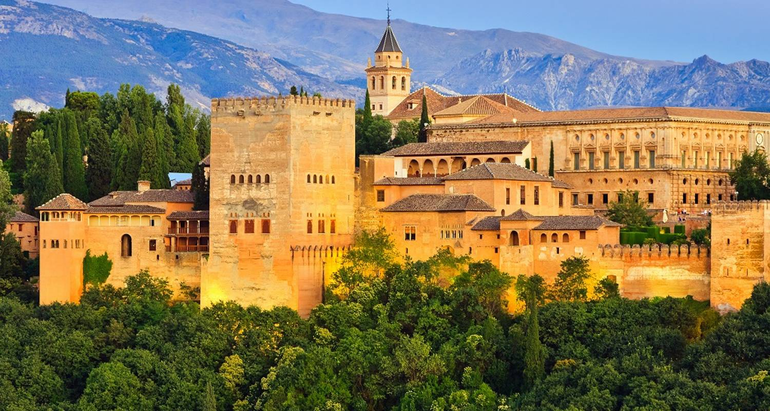 Madrid to Andalusia, Self-drive - Destination Services Spain