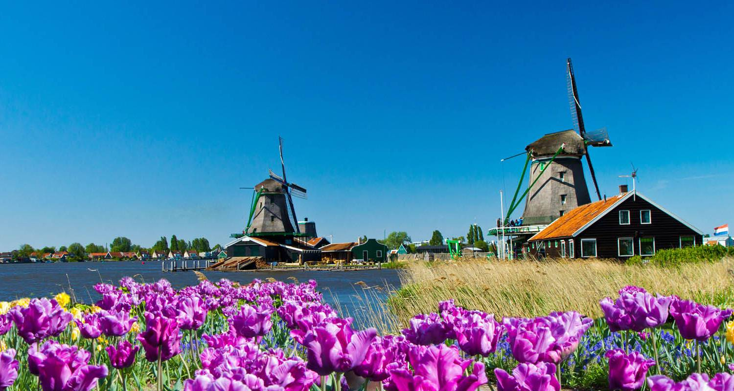 Highlights of the Netherlands & the Beauty of Belgium 2019/2020 (6 destinations) - Emerald Waterways