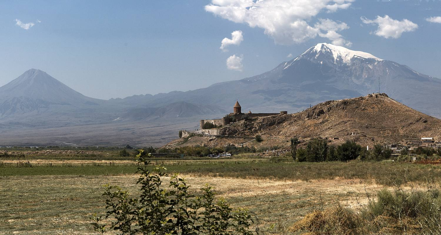 Armenia: 7 days, Numerous Discoveries - Aratours GmbH