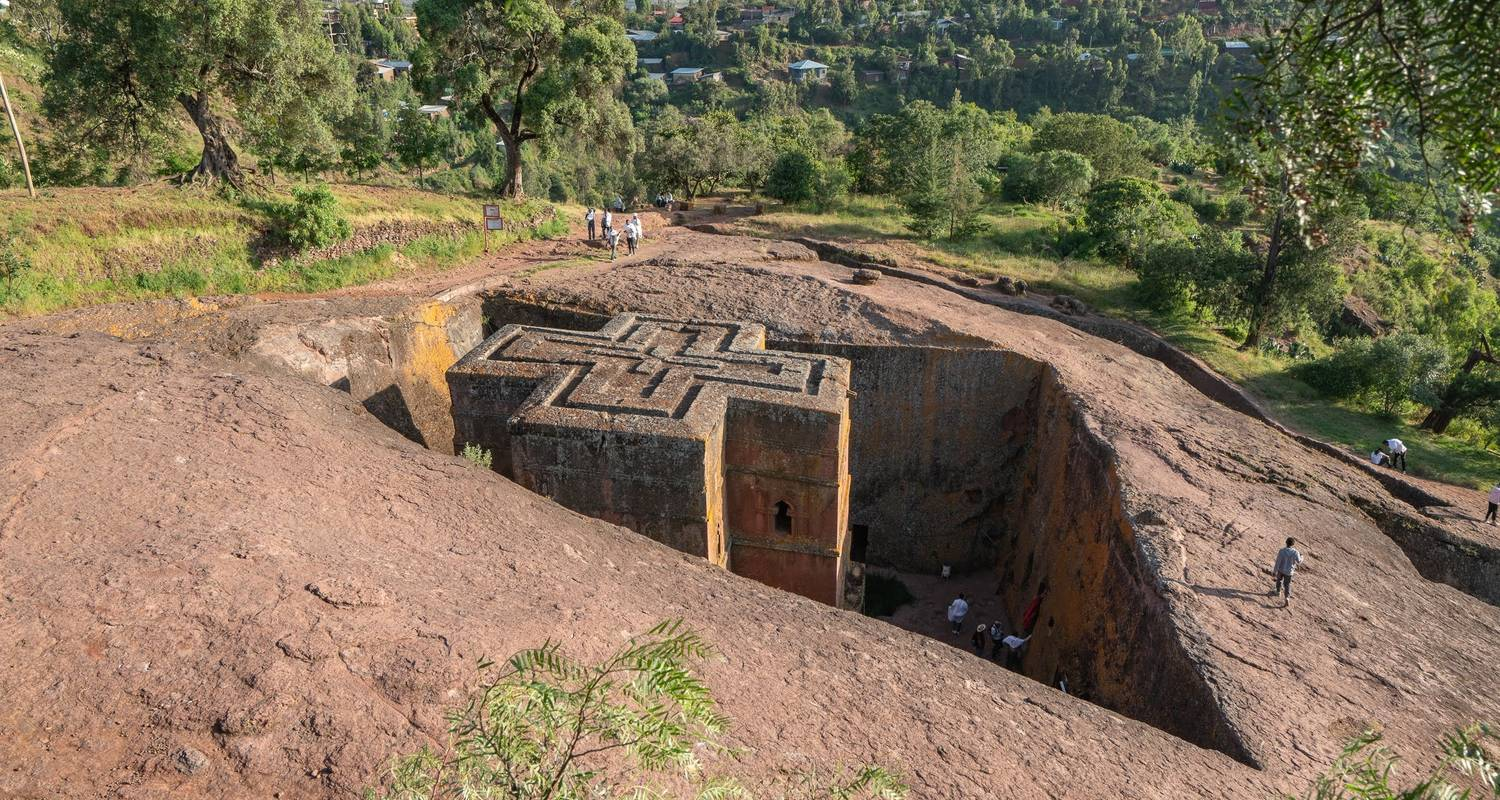 Combined Historical/Classical and Cultural/Omo valley Trip to Ethiopia - FKLM Ethiopia Tour Travel