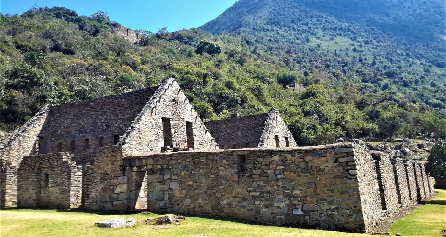 Choquequirao Trek to the Lost City - 4 Days - TreXperience