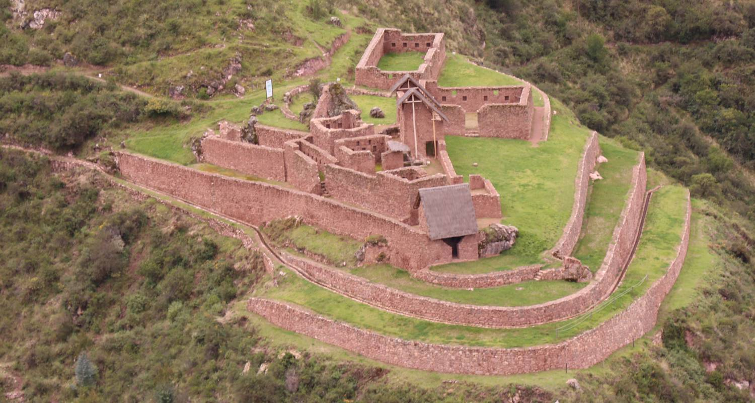 Inca Quarry Trek to Machu Picchu - 4 Days - TreXperience