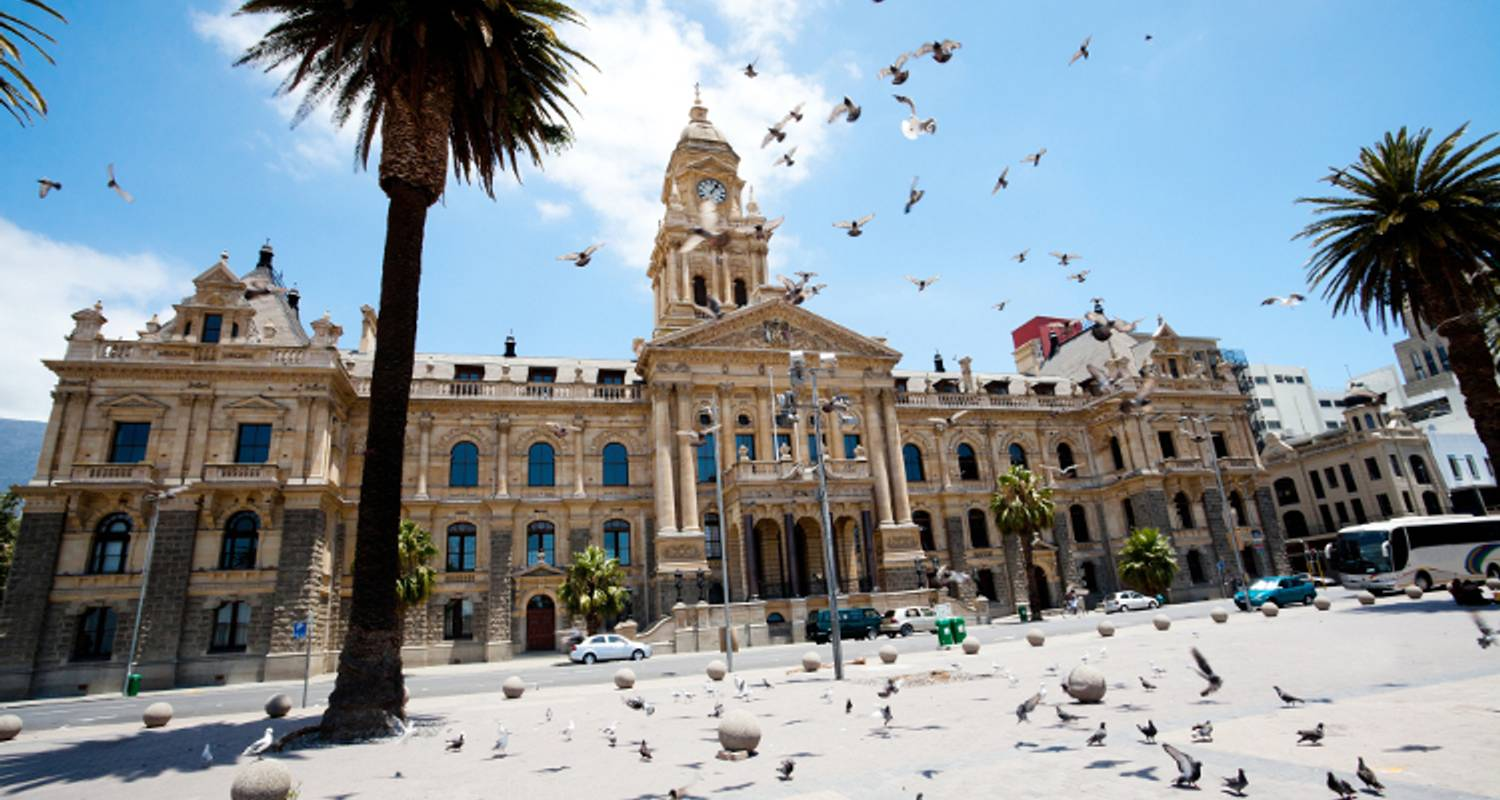 Cape Town's Architectural Gems, Private tour - ATC Group