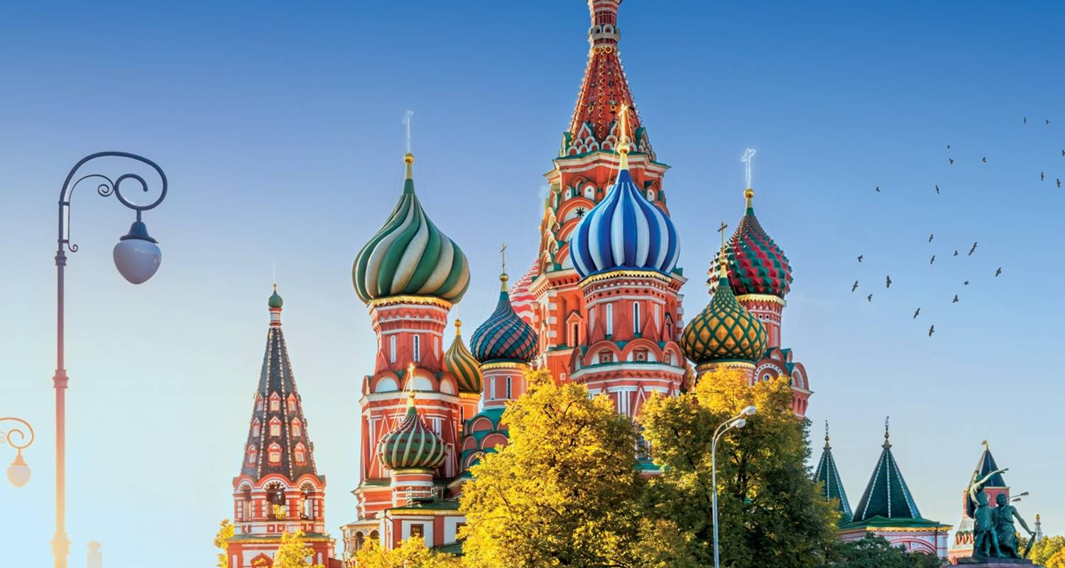 Remarkable Russia Summer (from St Petersburg to Moscow) - Luxury Gold