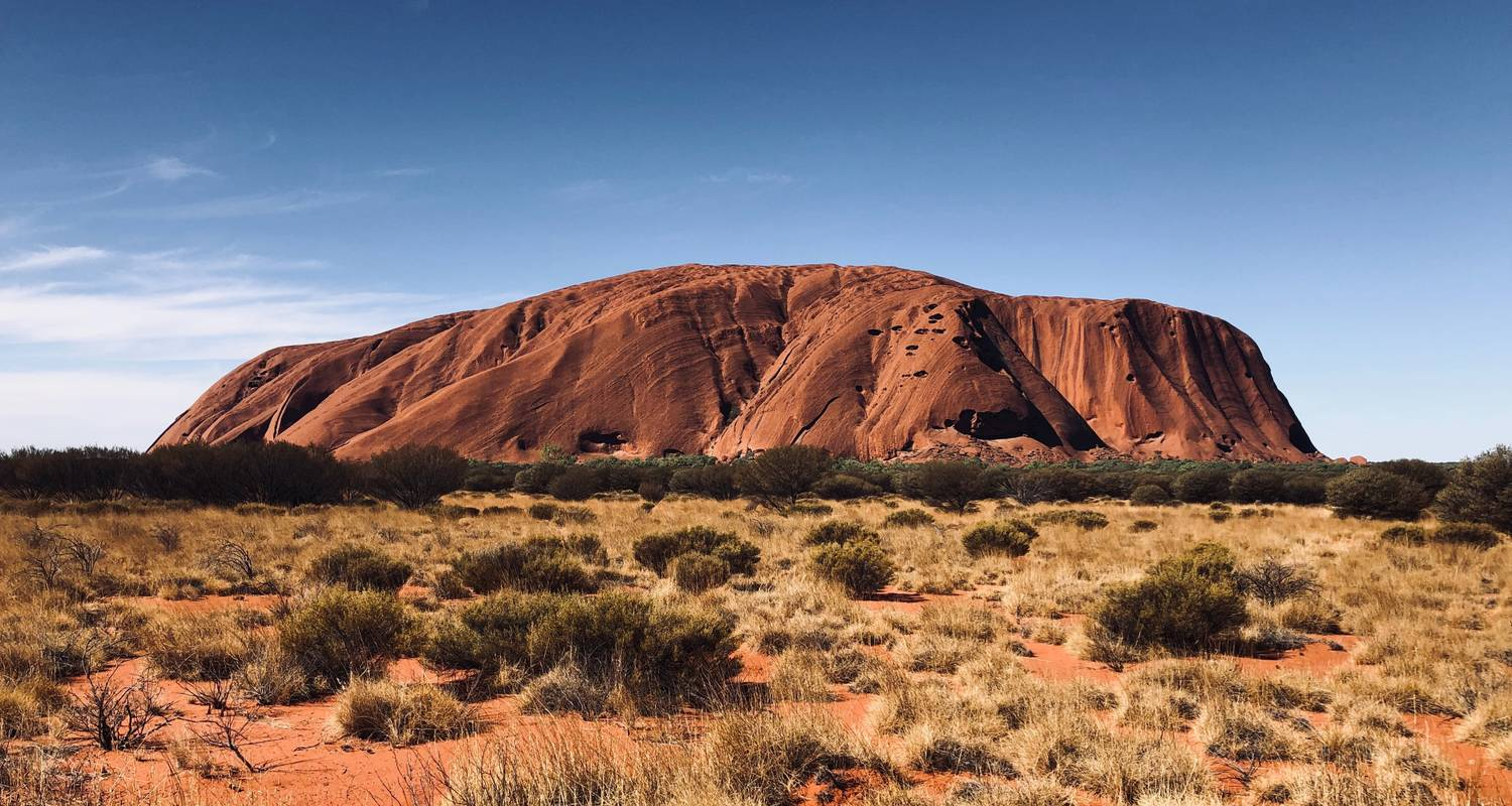 "7 Day Package ""Darwin to Ayers Rock (Uluru) plus continue to Adelaide"" - The Rock Tour"