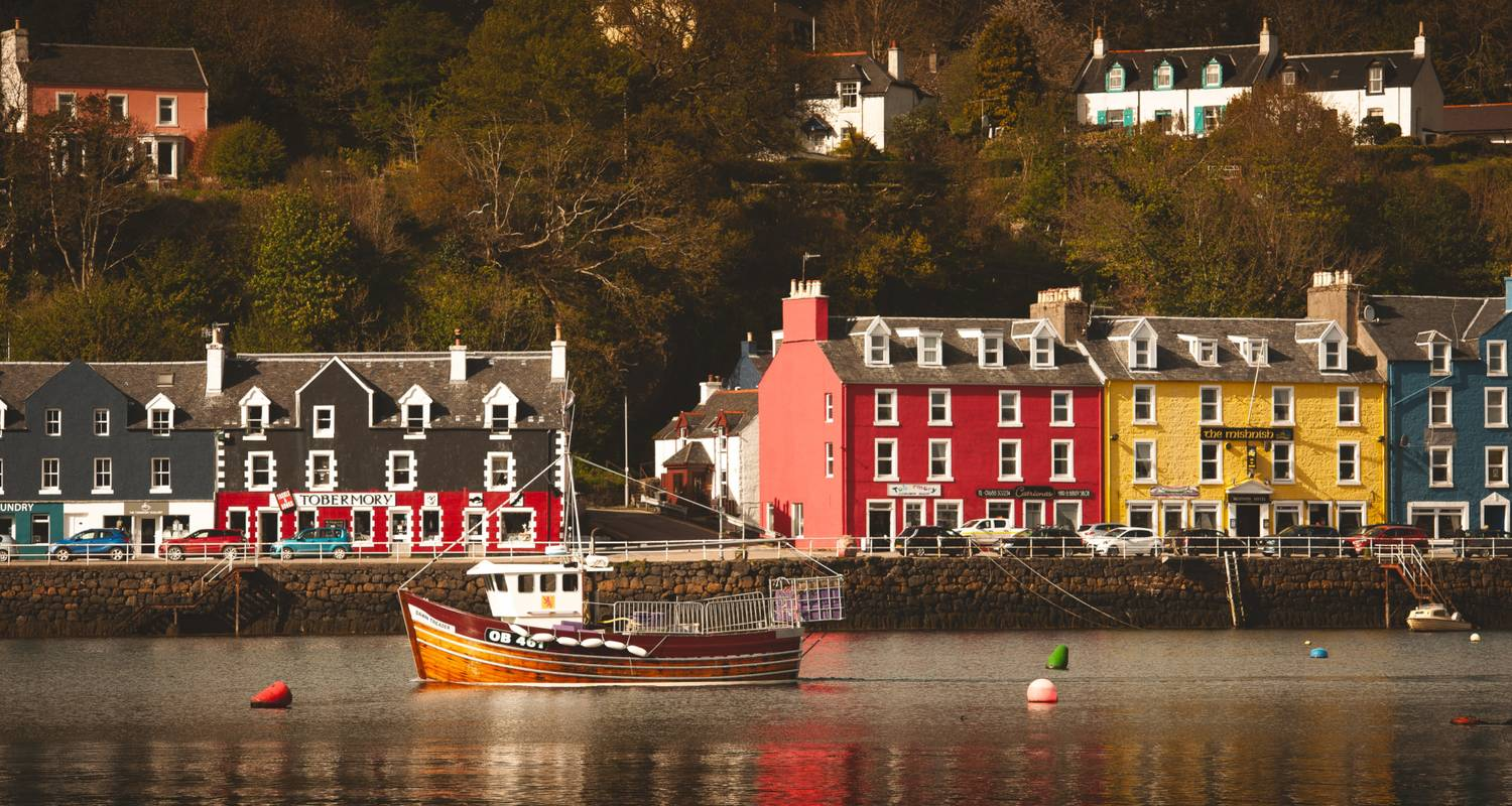 3-Day Isle of Mull and Iona Small-Group Tour from Glasgow - Rabbie's Tours