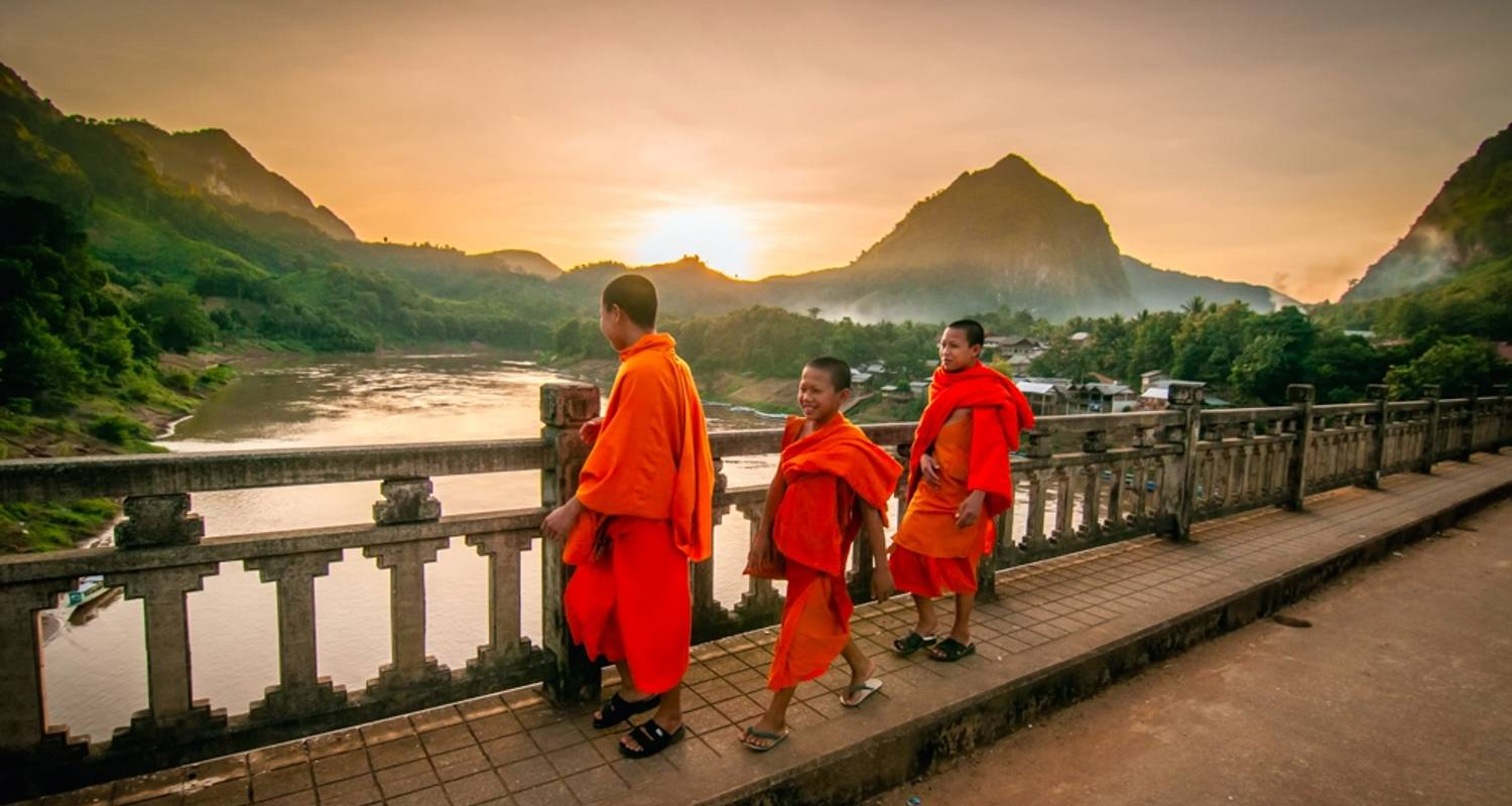 The Best of Classic Laos - 9 Days - EMH Tours and Travel Group