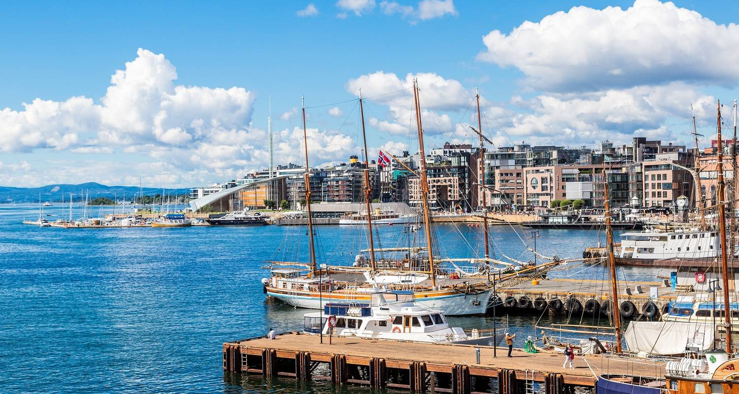 Copenhagen, Oslo and Stockholm Tour  - Discovery Nomads