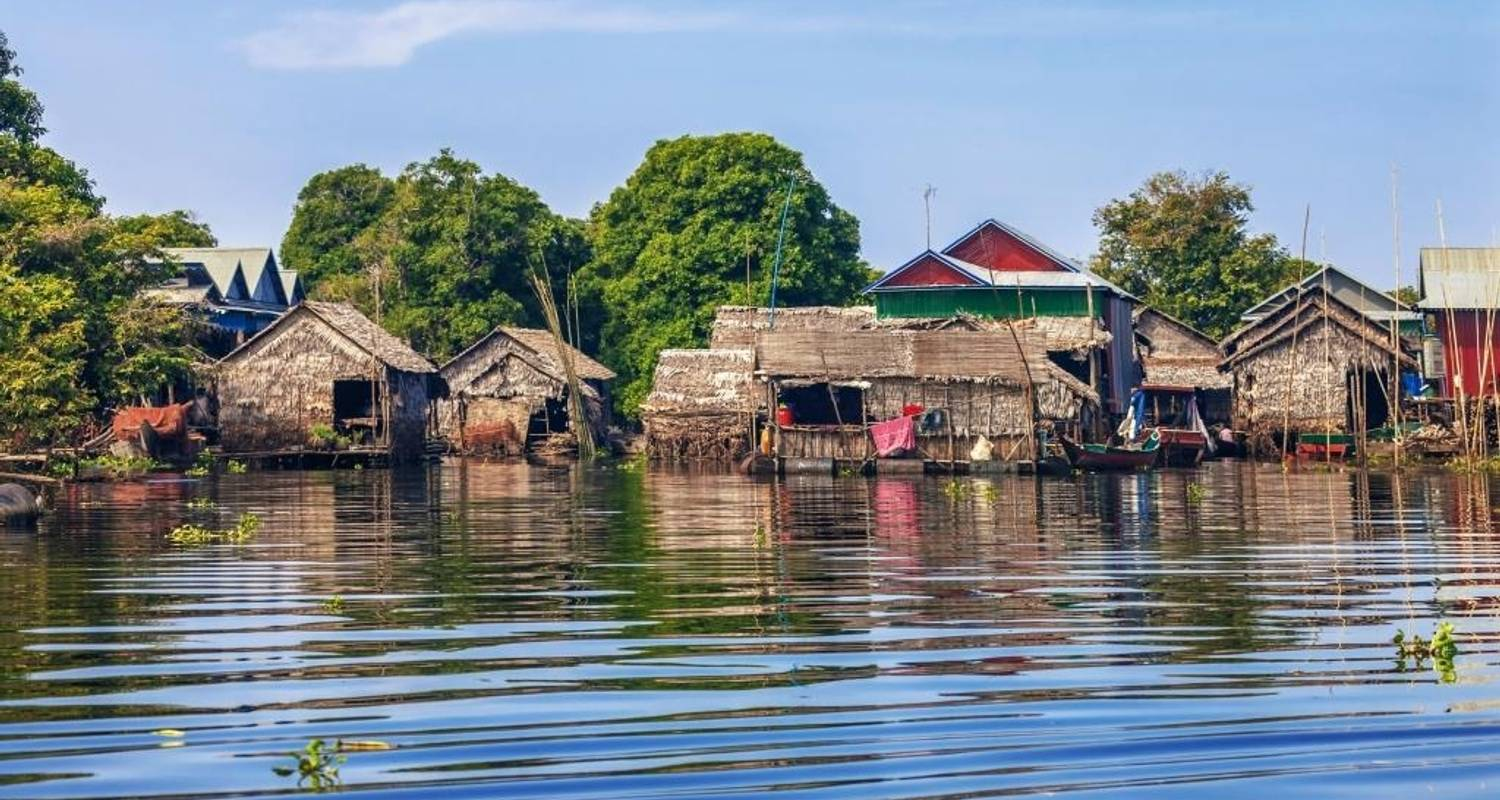 Cambodia Sightseeing Tour from Phnom Penh via Kompong Thom to Siemreap, Angkor Wat - DNQ Travel