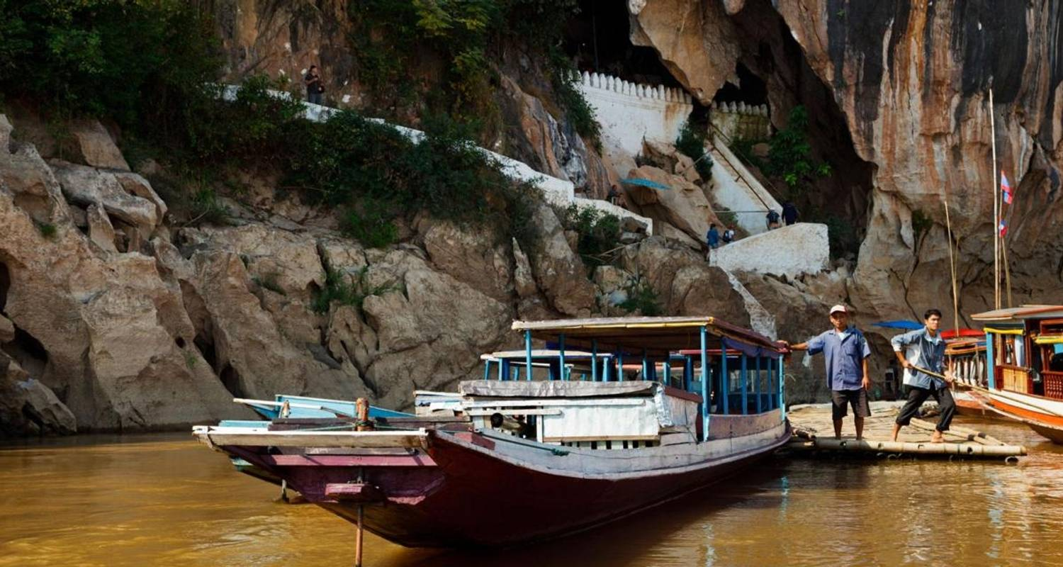 Laos Discovery Sightseeing Tour from Vientiane via Xieng Khouang to Luang Prabang - DNQ Travel