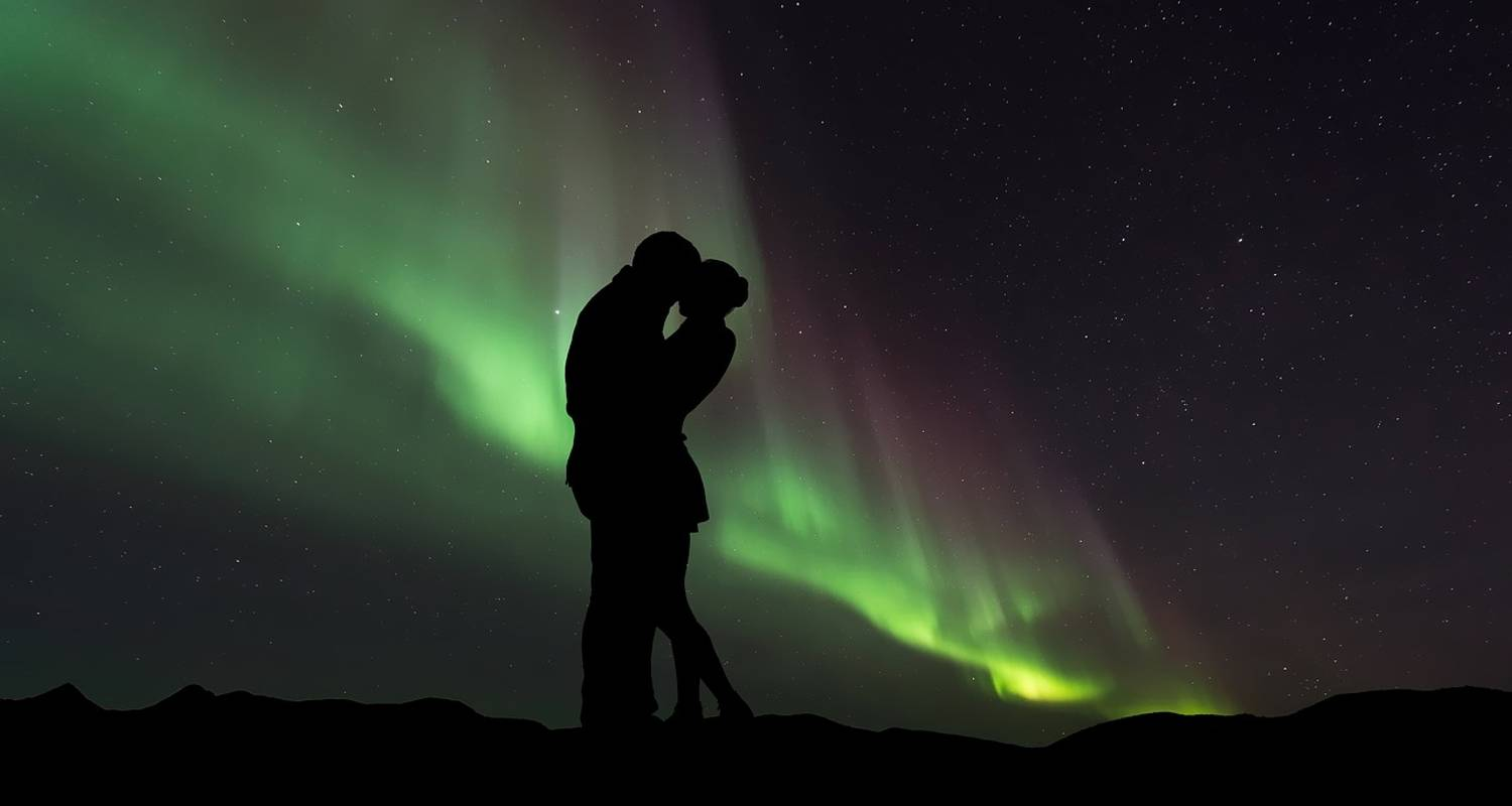 Iceland's Magical Northern Lights  (Standard) - Collette