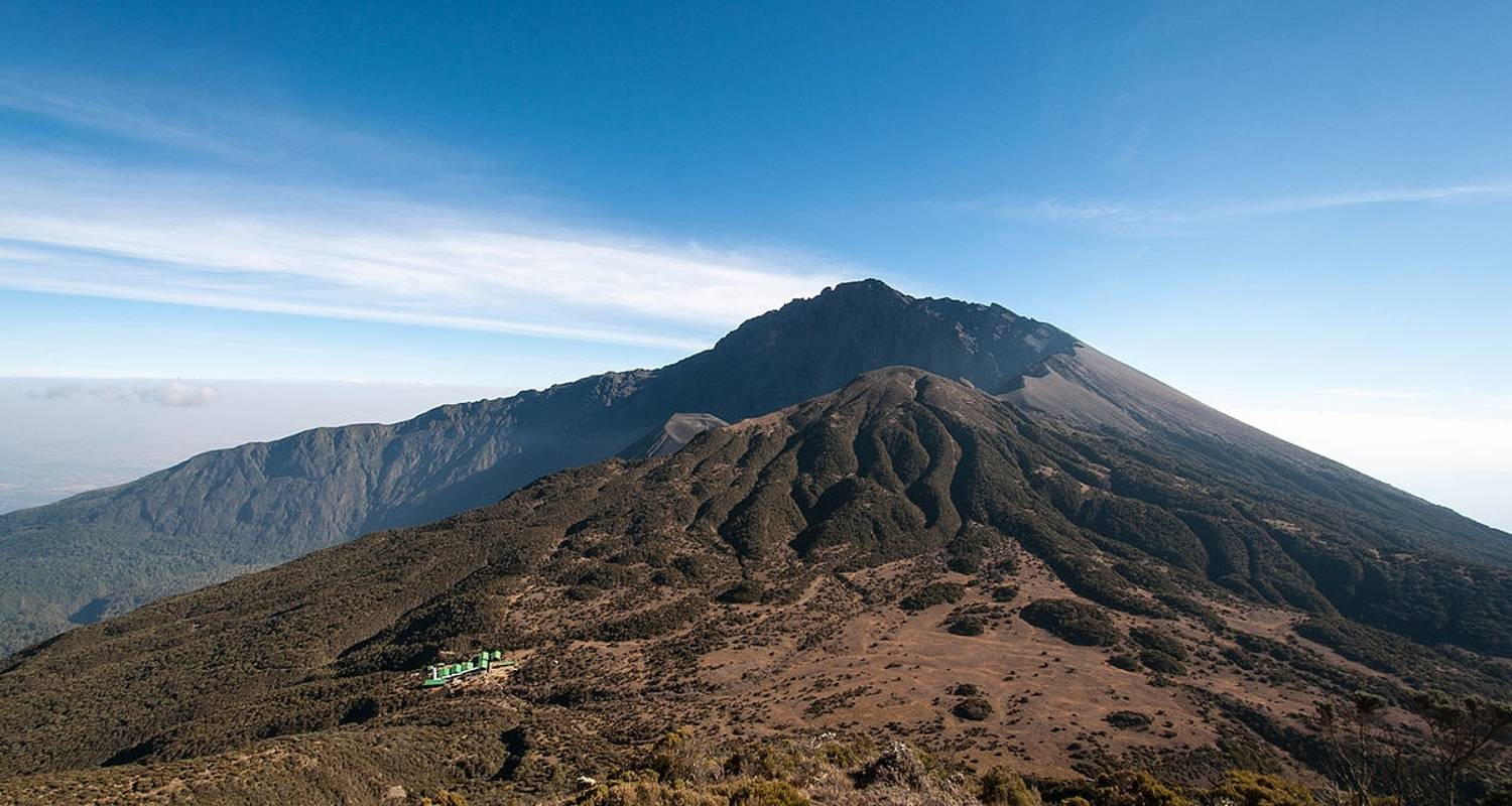 Mount Meru Climbing - Translen Investment