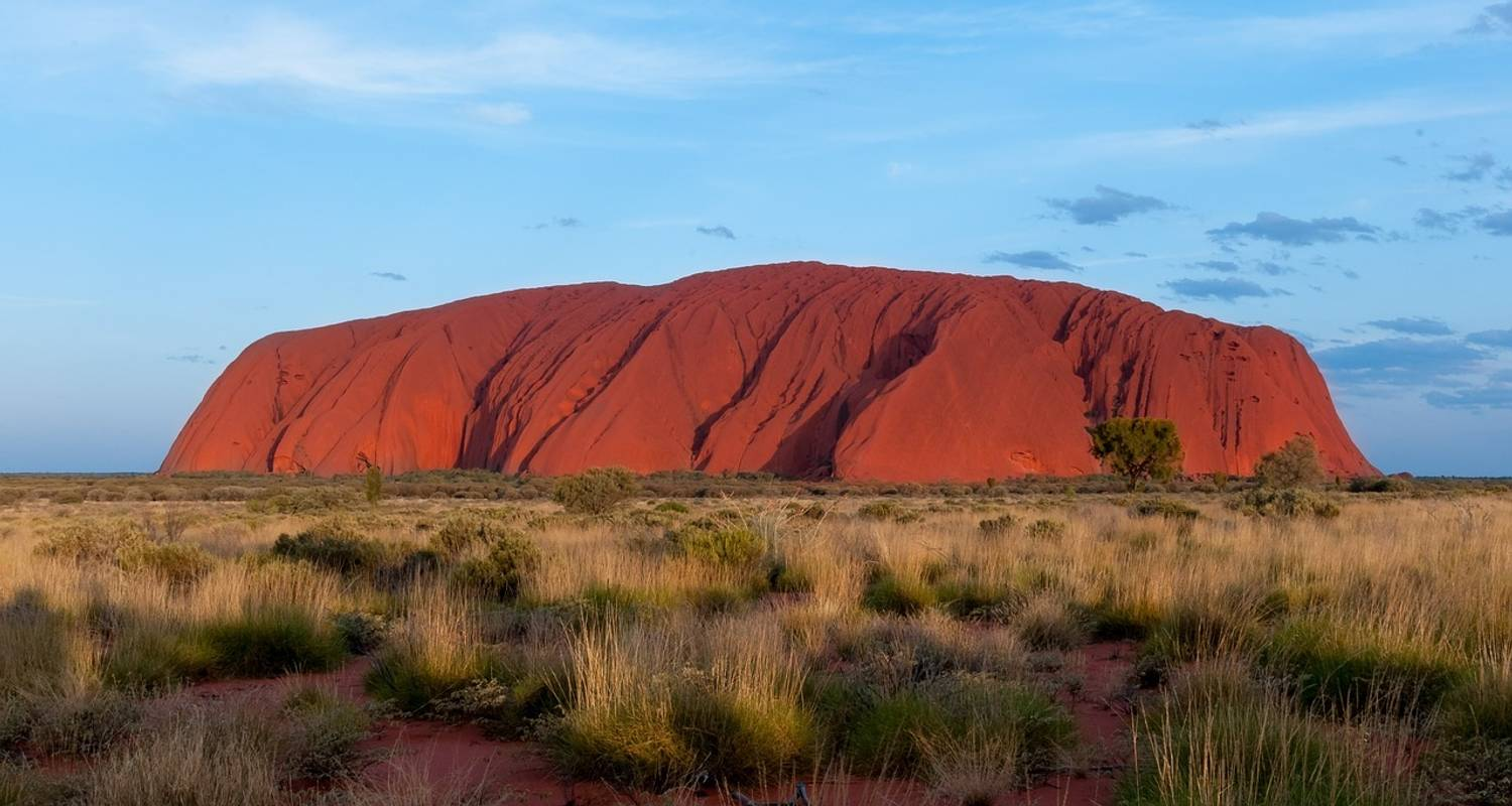 Outback Contrasts: A Journey to the Centre - Inspiring Journeys