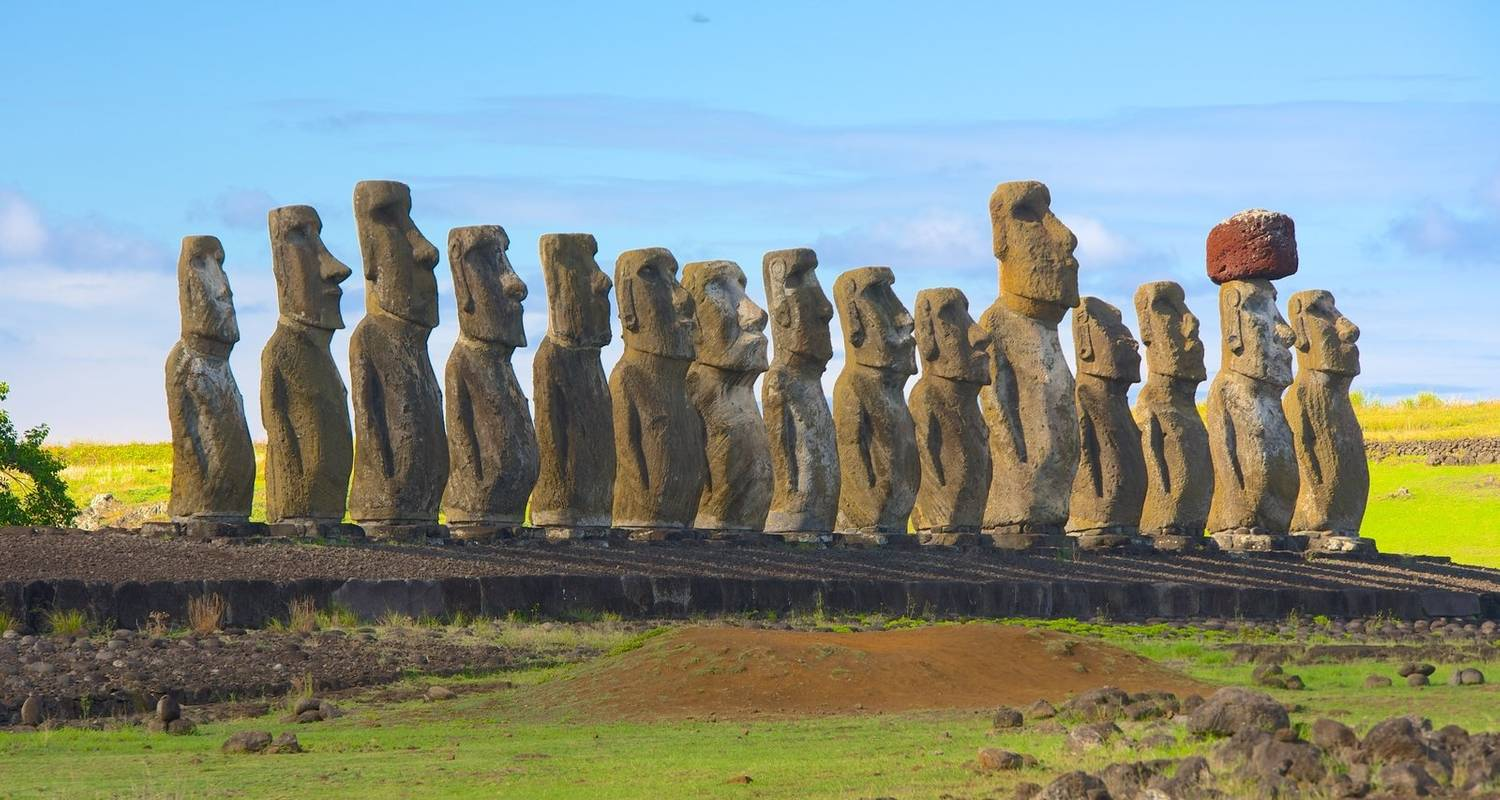 4-Days trip to Easter Island - Signature Tours