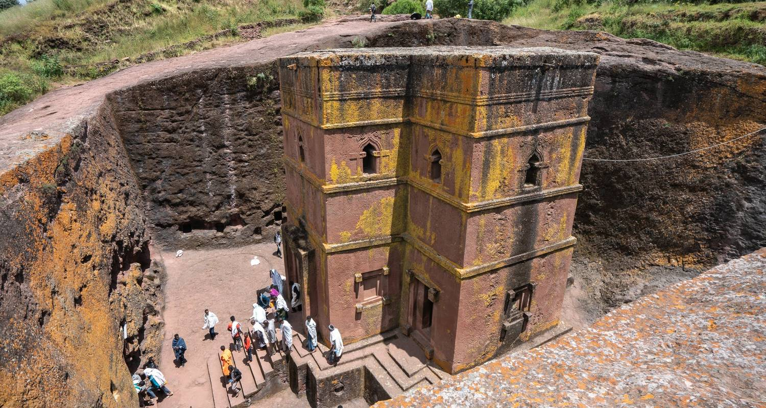 Highlight of Historical Tour Ethiopia - FKLM Ethiopia Tour Travel