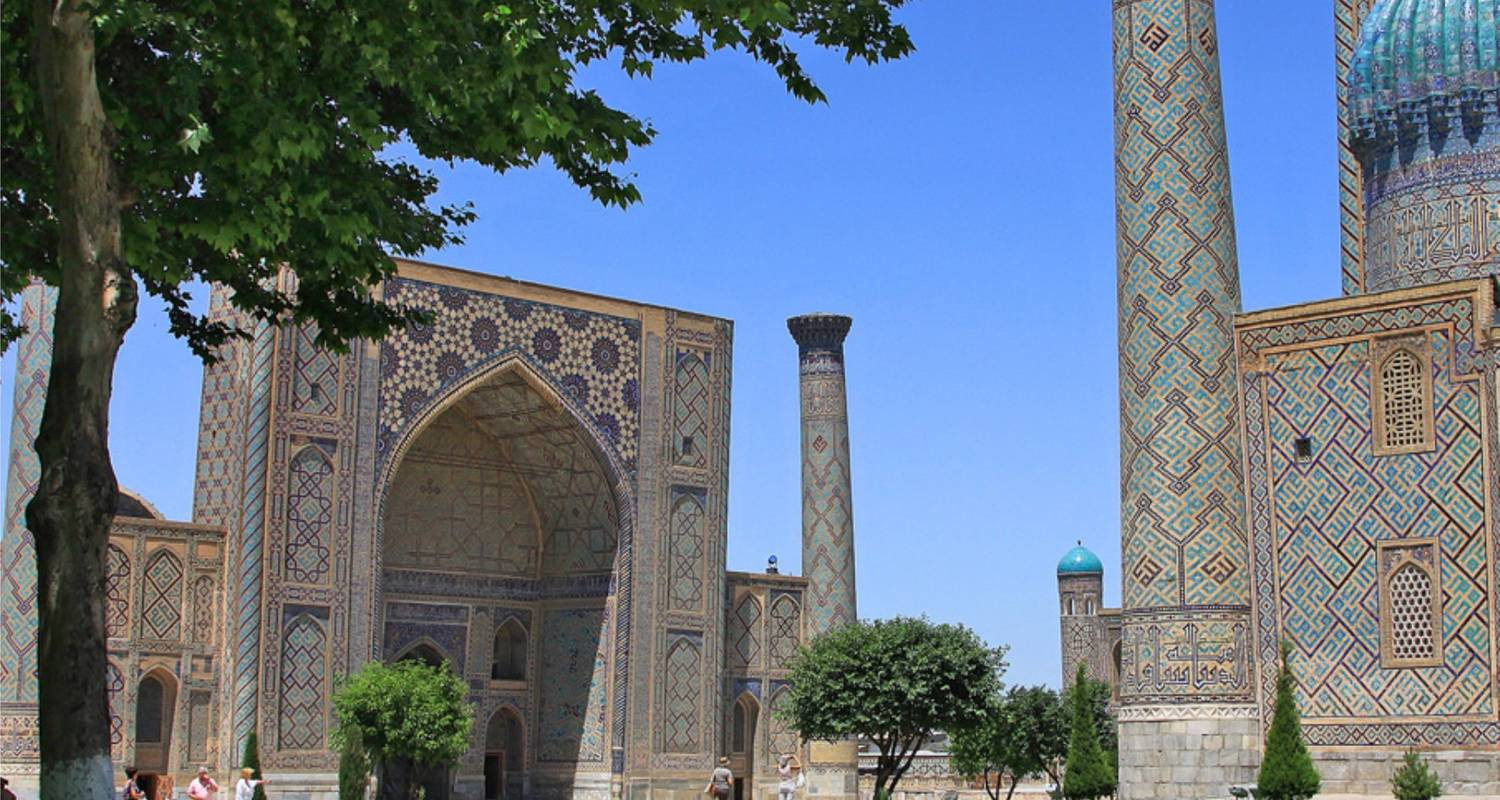 Charming Uzbekistan Tour - Private Tour - Global Connect