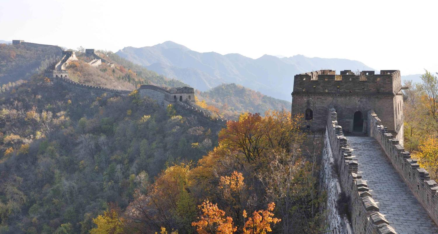 China Holiday From Hong Kong To Beijing 10 Days - Silk Road Trips