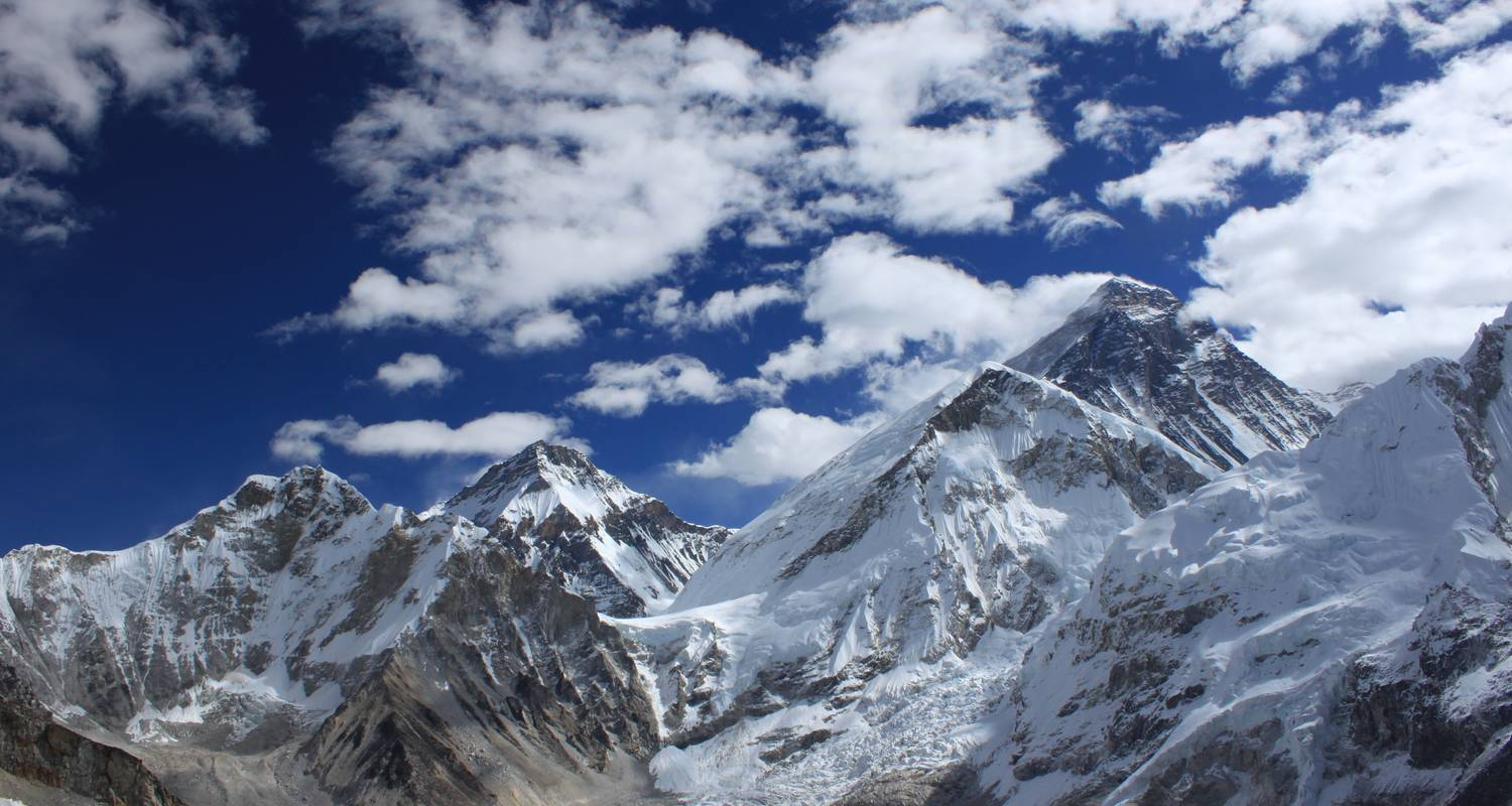 Mount Everest Base Camp Trek - Himalayan Planet Adventures