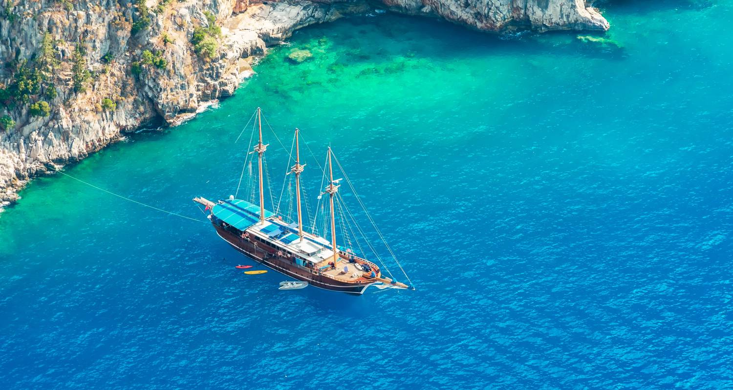 Sail Turkey - Travel Talk