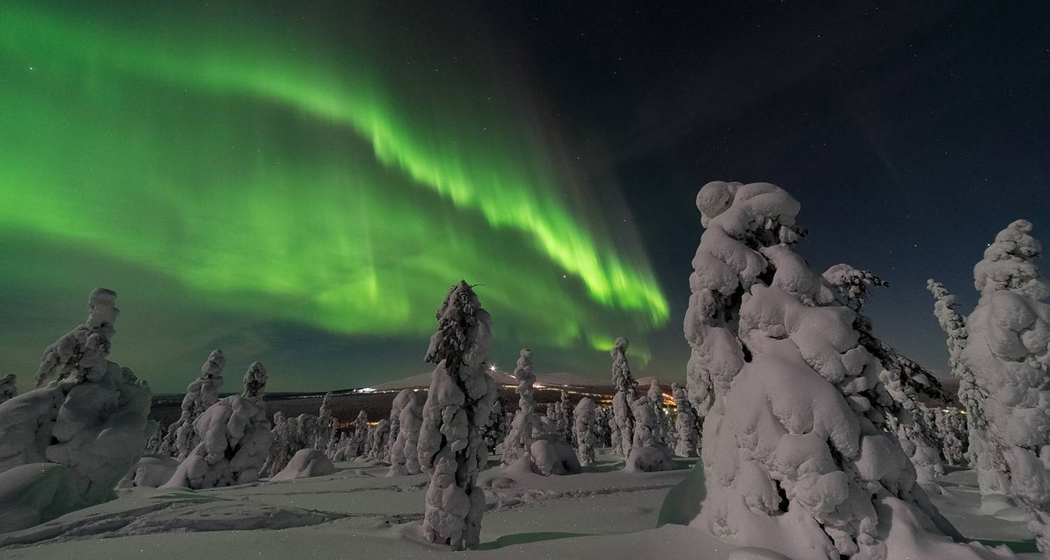 Northern Lights and Lapland (2019) - APT