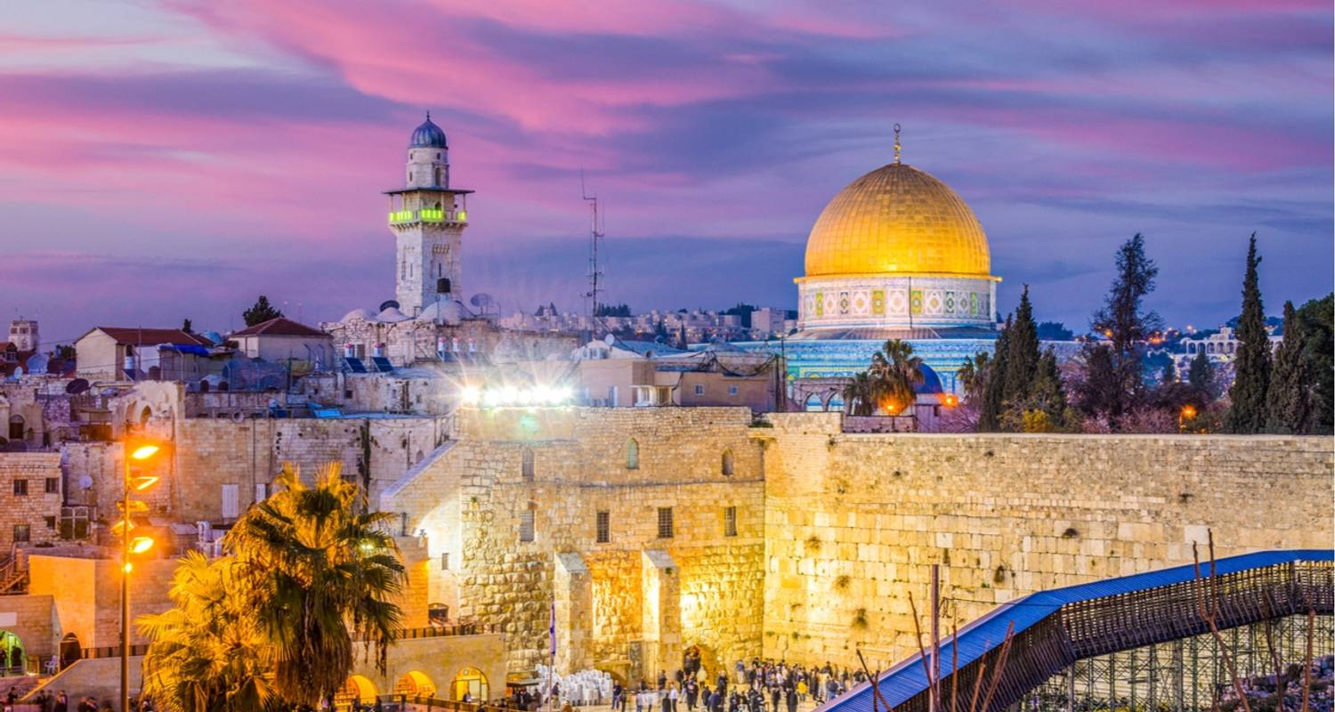 Highlights of the Holy Land Best Experience - 8 Days - Click Tours