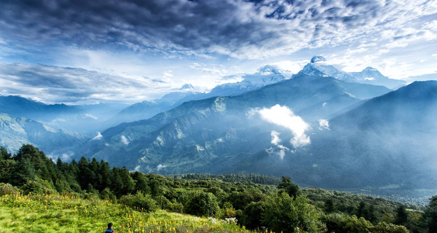 Ghorepani Poon Hill Sunrise View Trek - 9 Days - Oriental Journeys Pvt. Ltd.