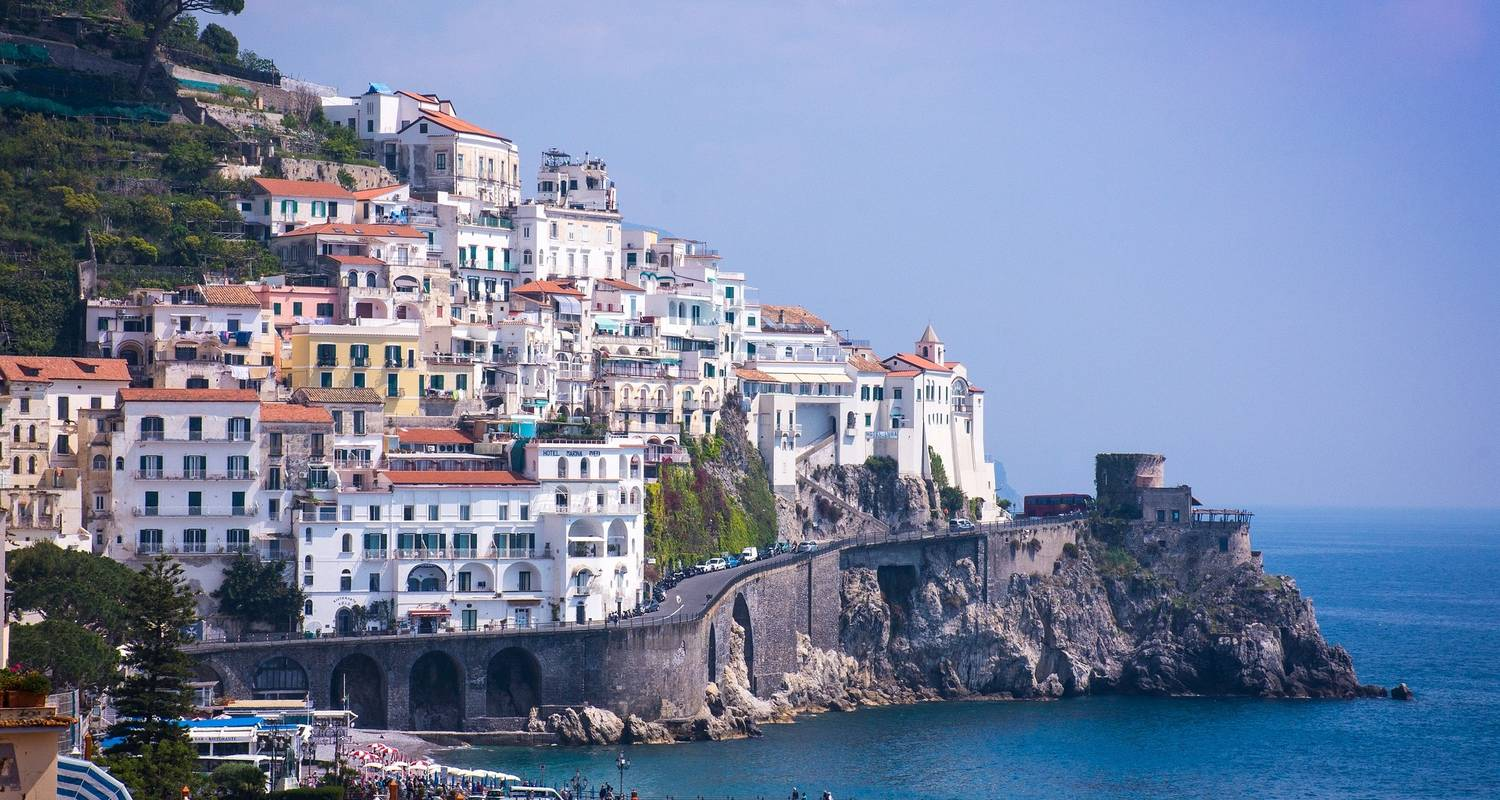 Enchanting Southern Italy - Back-Roads Touring