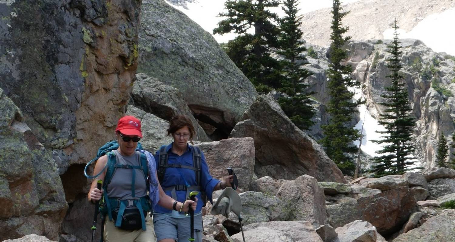 Rocky Mountain National Park - Timberline BH Adventures