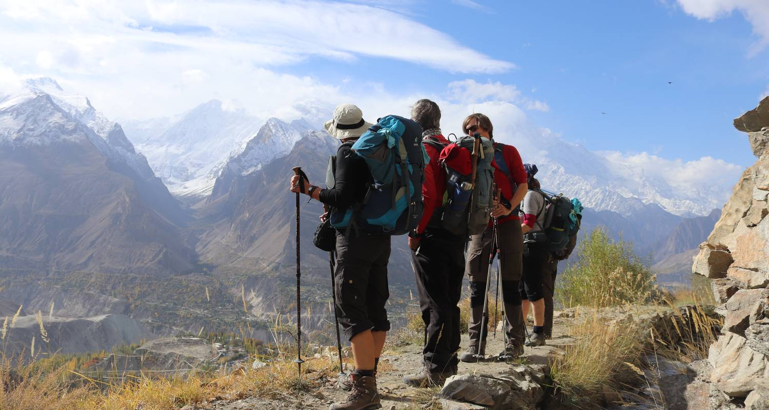 Tour to Hunza Valley and Fairy Meadows - Exploria