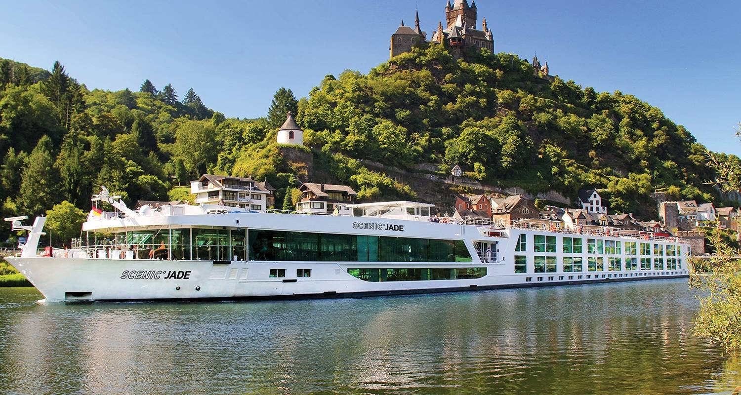 Romantic Rhine & Moselle 2020 (Start Amsterdam, End Basel) - Scenic Luxury Cruises & Tours