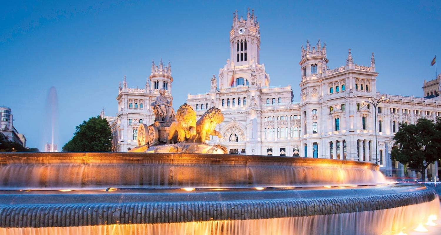 Bordeaux Affair with Madrid 12 Days - Scenic Luxury Cruises & Tours