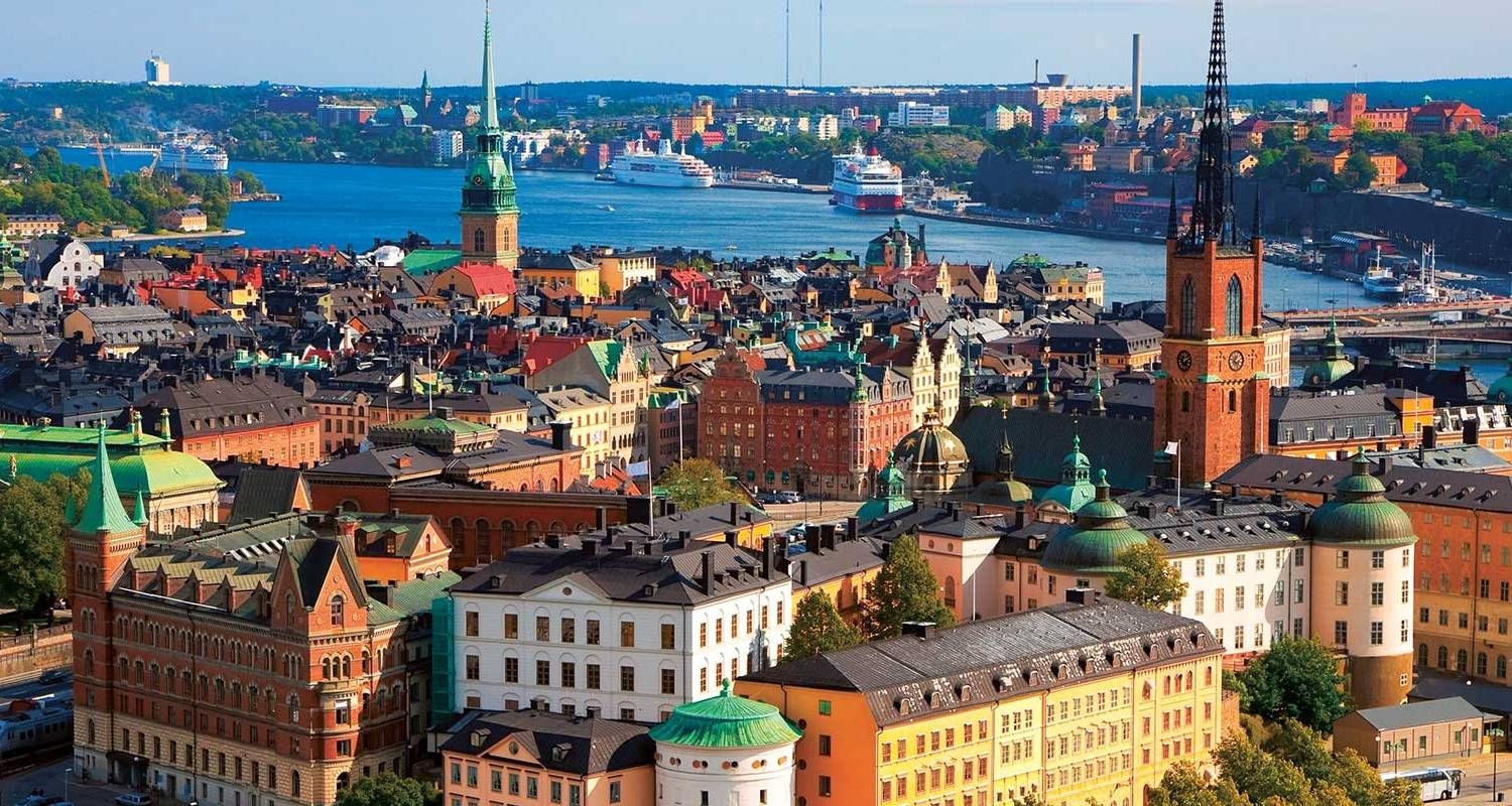 Spectacular Scandinavia 2022 (Start Copenhagen, End Helsinki) - Scenic Luxury Cruises & Tours
