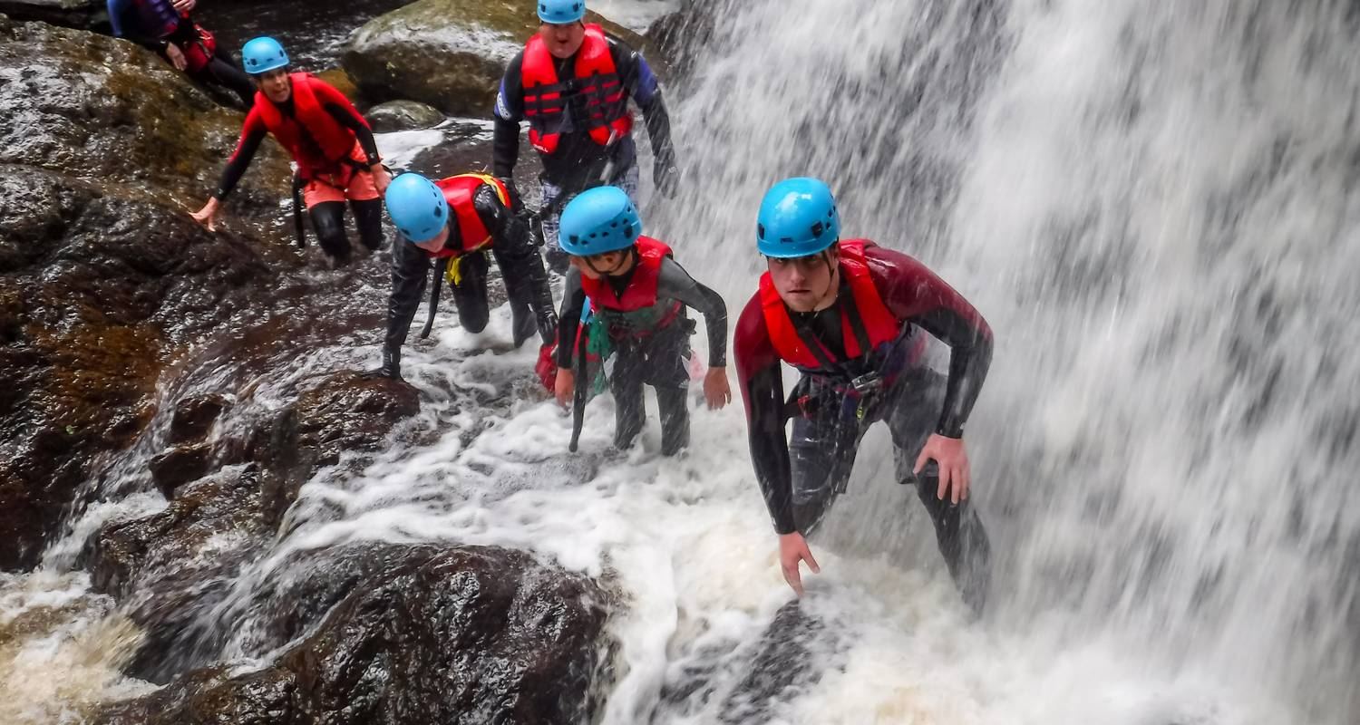 Adventure North Wales - Adventure Tours UK