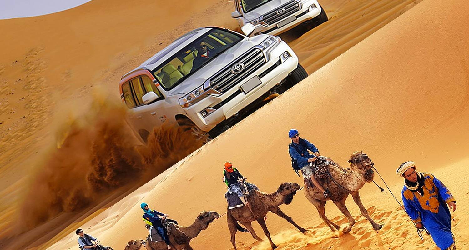 7-Day 4x4 and Camel Combo Safari in Tunisia Sahara Desert - Saharansky Ltd