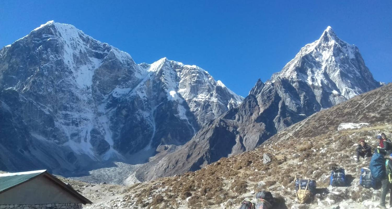 Everest Three High Passes Trek - White Hill Adventure Treks and Expedition Pvt Ltd