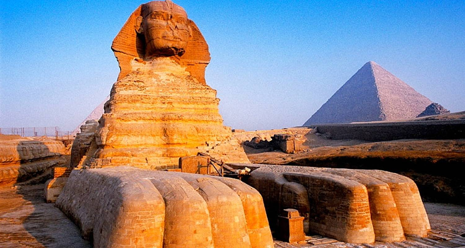 The Sphinx 4 days / 3 nights (cairo private) by lama egypt tours - TourRadar