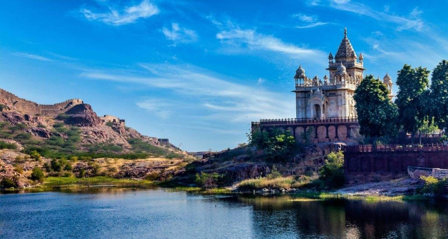 Incredible India, 12 days tour - Le Passage to India