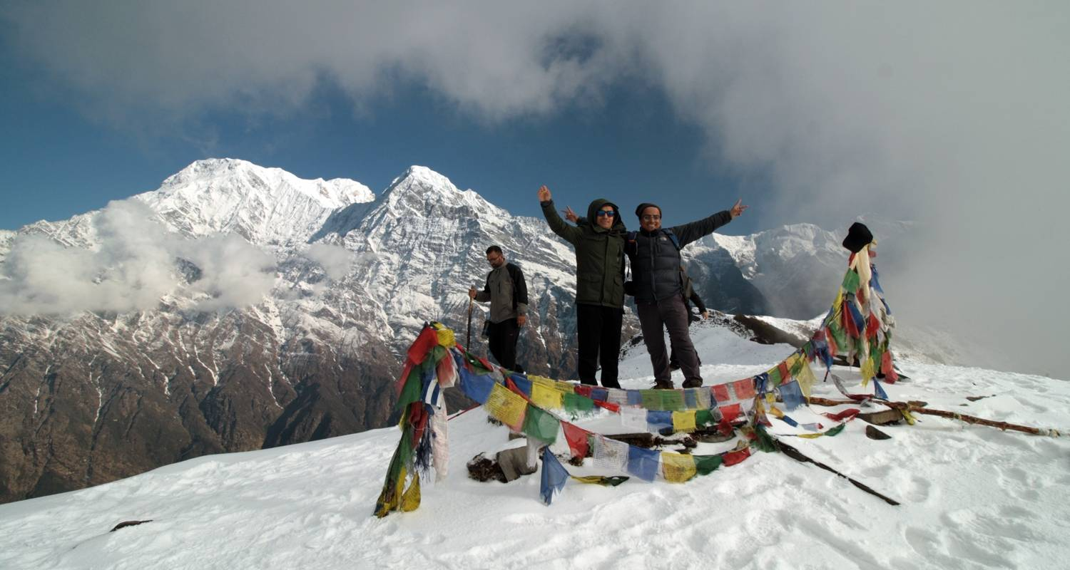 Mardi Himal Trekking in der Annapurna Region - 7 Tage - Oriental Journeys Pvt. Ltd.