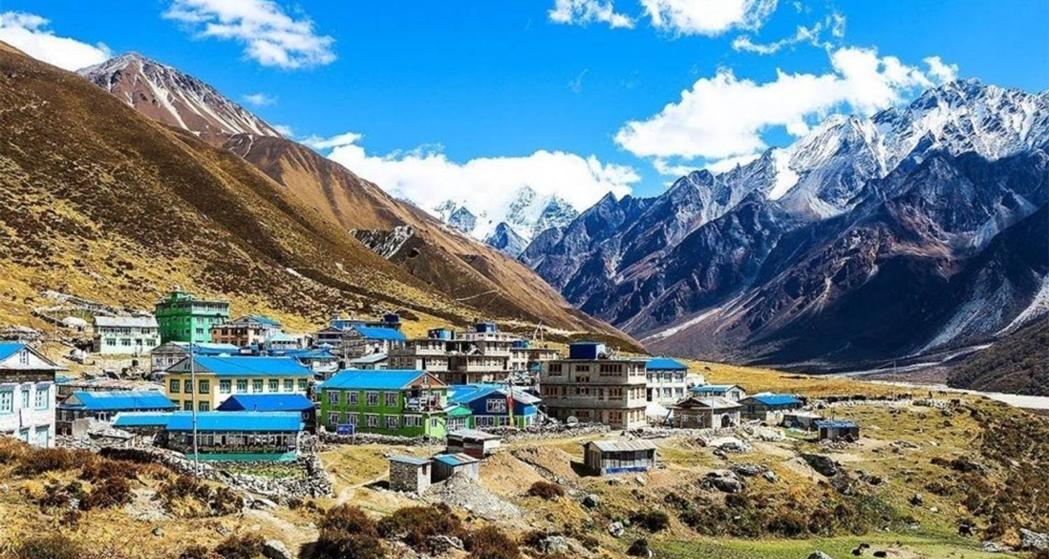 Langtang Valley Trek - Sherpa Expedition & Trekking Pvt. Ltd.
