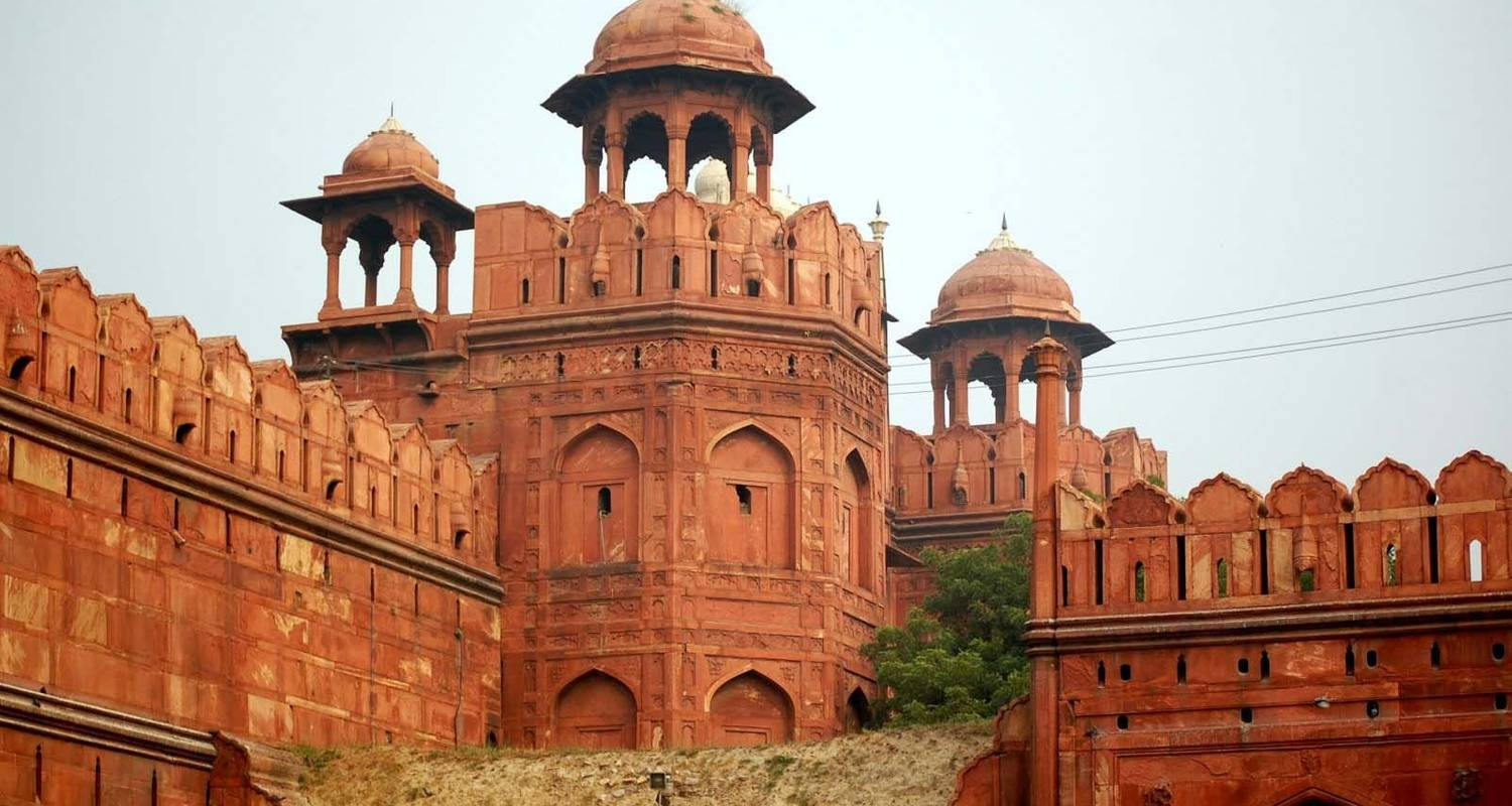 Delhi with Same Day Agra Tour (4 destinations) - Welcome Rajasthan Tours & Travels