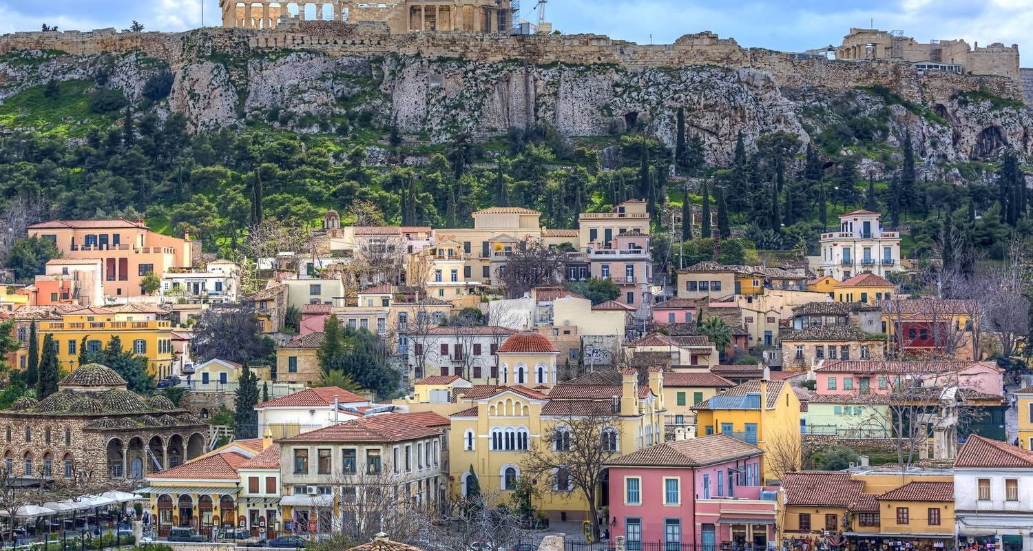 Athens 4***** City Break - 4 Days - Eskapas