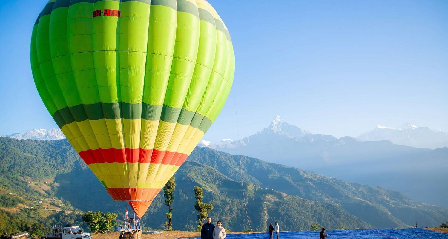 Nepal Hot Air Ballooning - Himalayan Adventure Treks & Tours