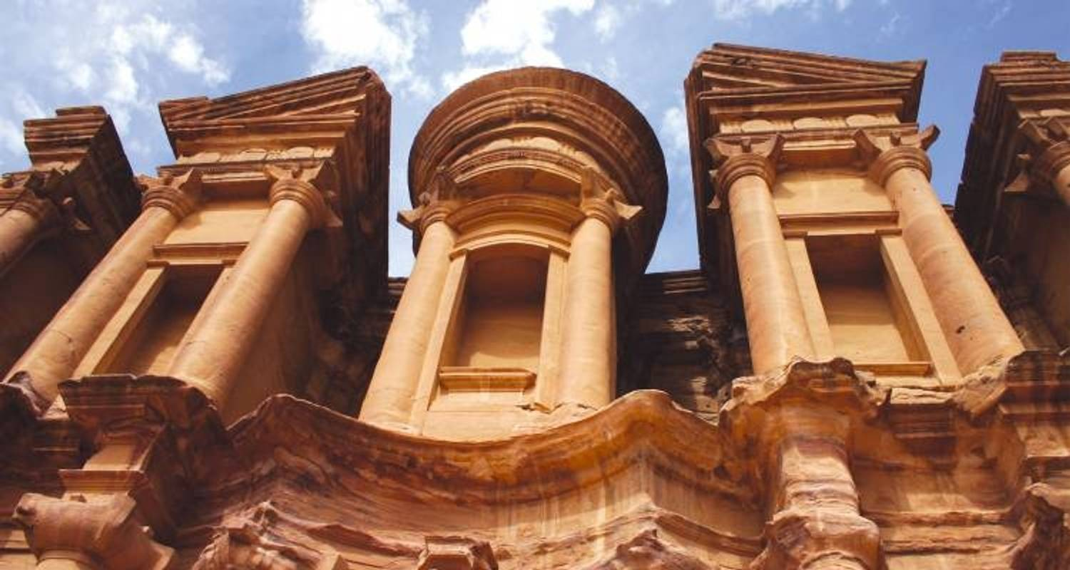Pyramids, Petra, Promised Land with Cruise - 19 days - On The Go Tours
