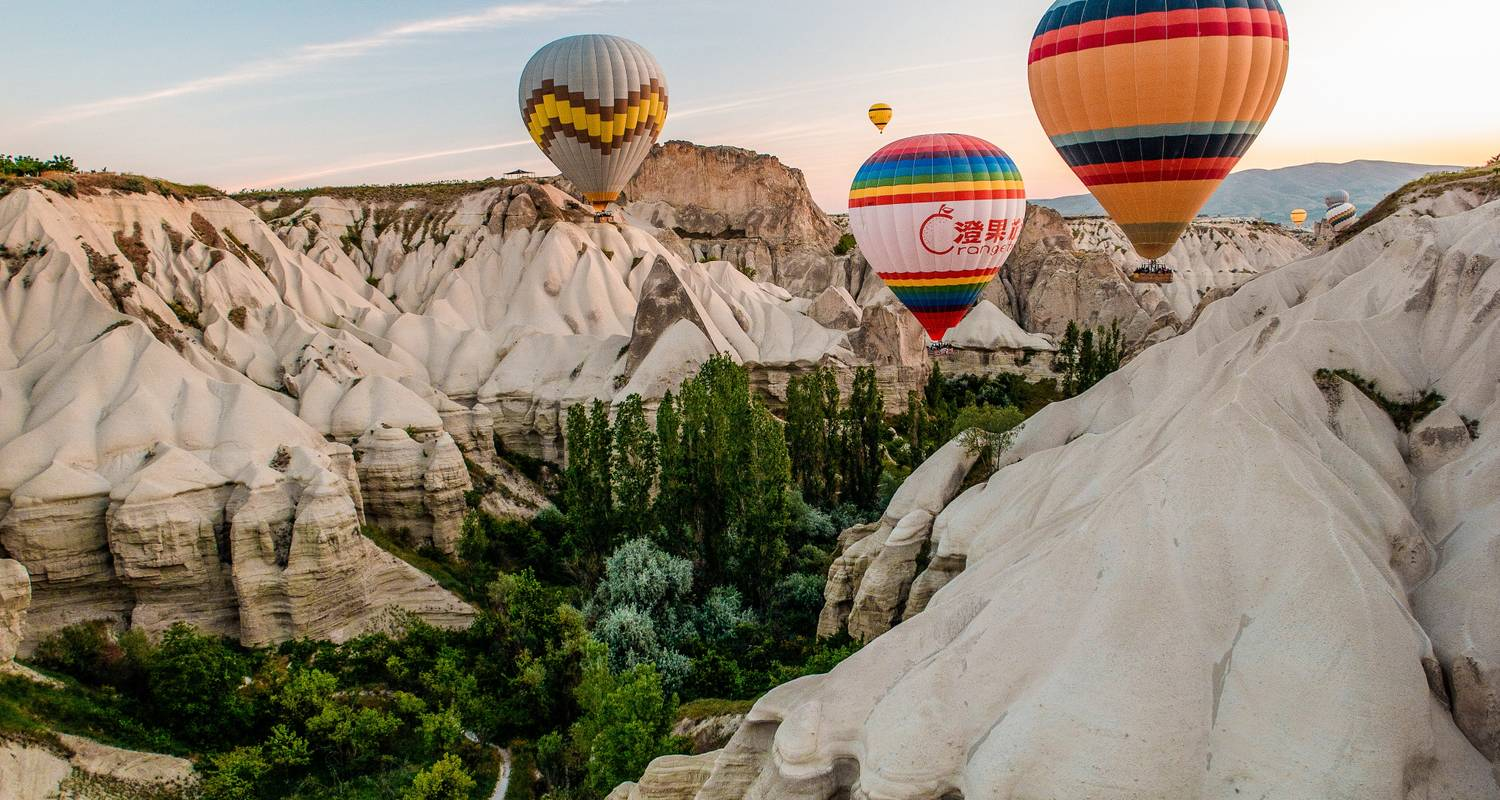 Cappadocia By Plane (Private) - 3 Days - Pupa Tourism & Travel