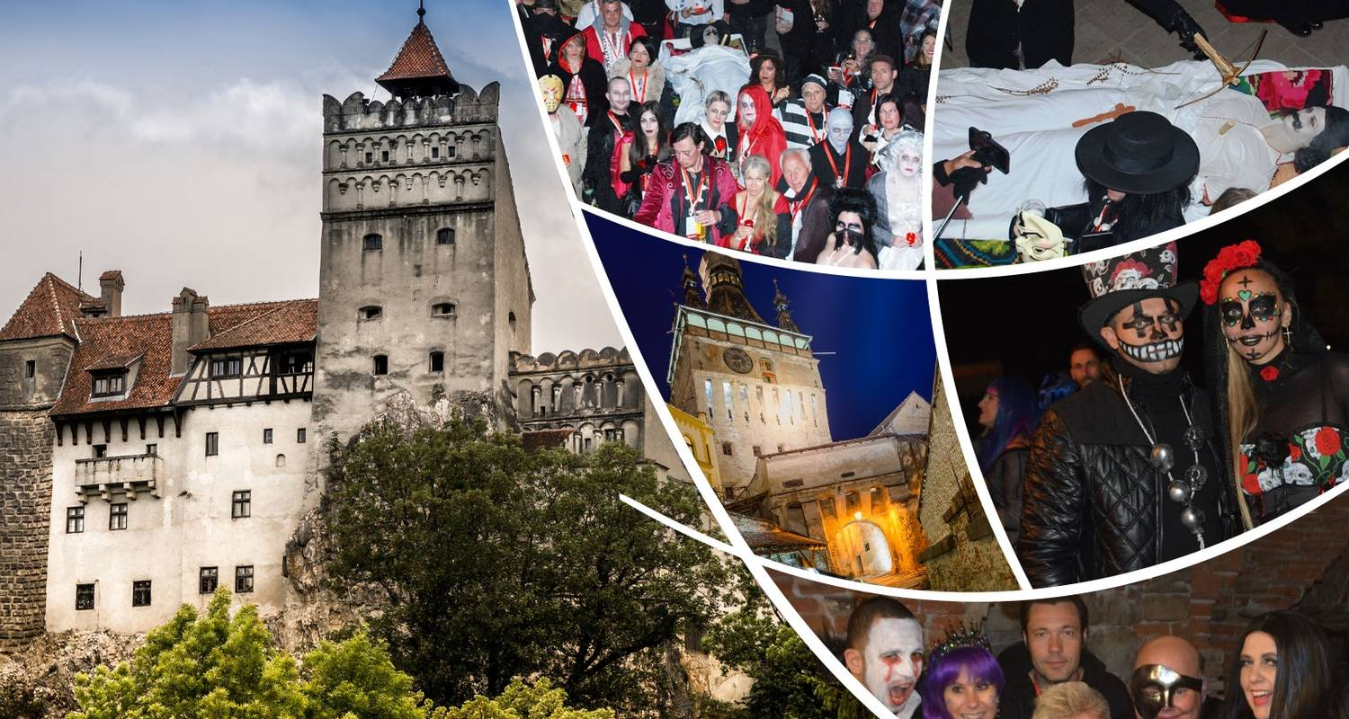 3-Day Halloween Tour in Transylvania from Bucharest with 2 Halloween parties included - Transylvania Live Expert in Transylvania