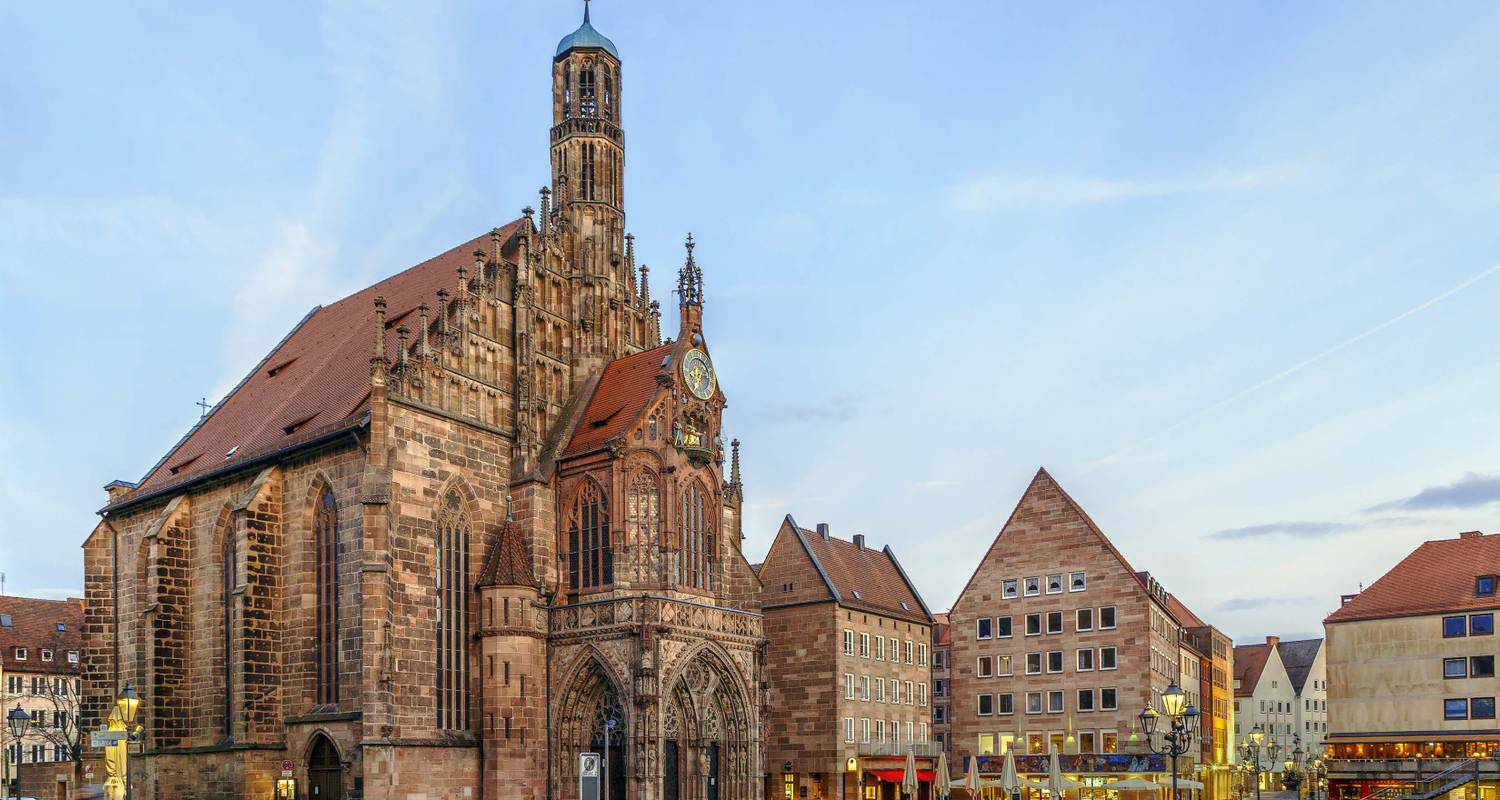 The Heart of Germany with 2 Nights in Prague (Eastbound) - Avalon Waterways