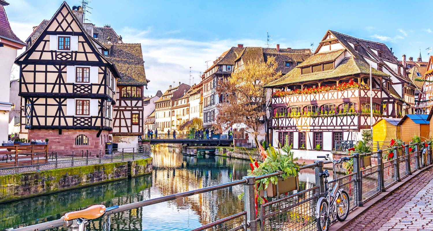 Rhine & Rhône Revealed with 1 Night in Marseille, 3 Nights in Paris & 3 Nights in London (Northbound) 2020 - Avalon Waterways